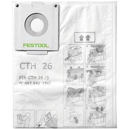 Bolsa de filtro de seguridad FIS-CTH 26/3 - ZOOM_S_FISCTH_497541_Z_01A