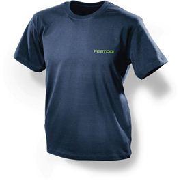 Festool S, Camiseta de cuello redondo - ZOOM_FAN_TSHIRTRUNDH_497912_P_01A