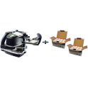 Pack aplacadora de cantos KA 65 Set + 2 x Cajas de adhesivo EVA natural (REGALO)